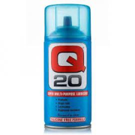 مزيل صدأ Q20 متعدد  مزيت للعديد من الاغراض 300ملل