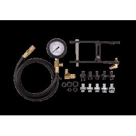 جهاز اختبار ضغط زيت المحرك بنزين13 قطعه  KING TONY