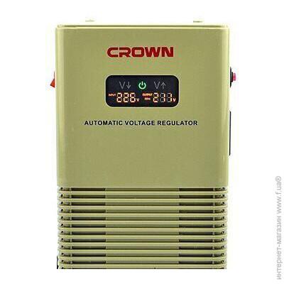 مثبت تيار  كهربي 1500 وات  CROWN
